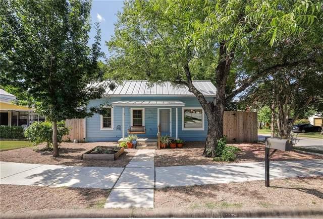 1801 E 16th St, Austin, TX 78702 (#3574598) :: R3 Marketing Group