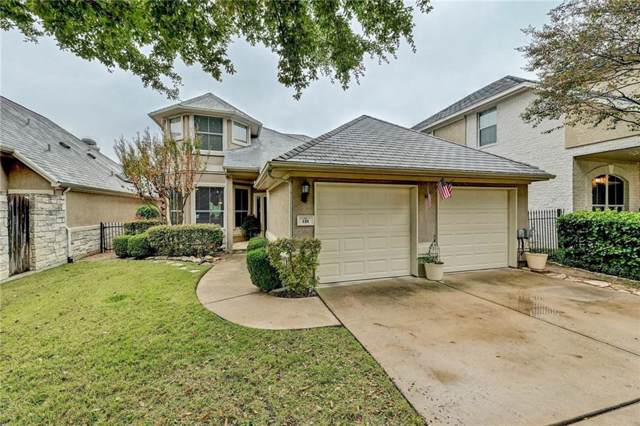 118 Double Eagle Dr #118, Austin, TX 78738 (#3574757) :: Realty Executives - Town & Country