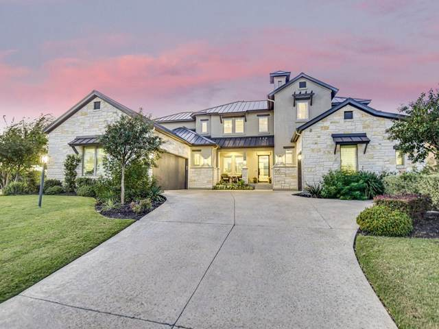 811 Serene Estates Dr, Lakeway, TX 78738 (#3575116) :: The Perry Henderson Group at Berkshire Hathaway Texas Realty