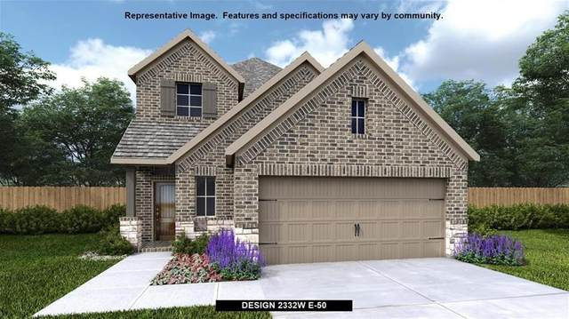 226 Freeman Loop, Liberty Hill, TX 78642 (#3576103) :: First Texas Brokerage Company
