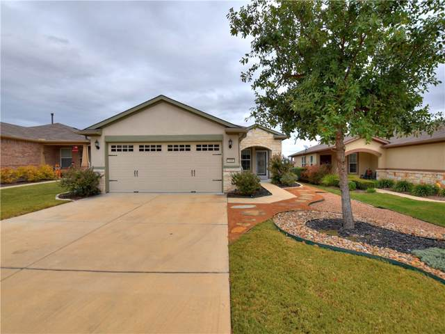 110 Alamosa Creek Ln, Georgetown, TX 78633 (#3576114) :: Ana Luxury Homes