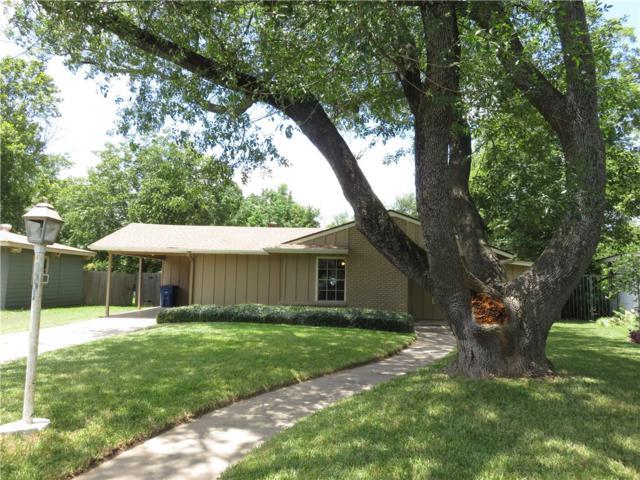 2001 Eaton Ln, Austin, TX 78723 (#3576199) :: The Heyl Group at Keller Williams