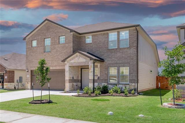 434 Windy Reed Rd, Hutto, TX 78634 (#3576490) :: Sunburst Realty