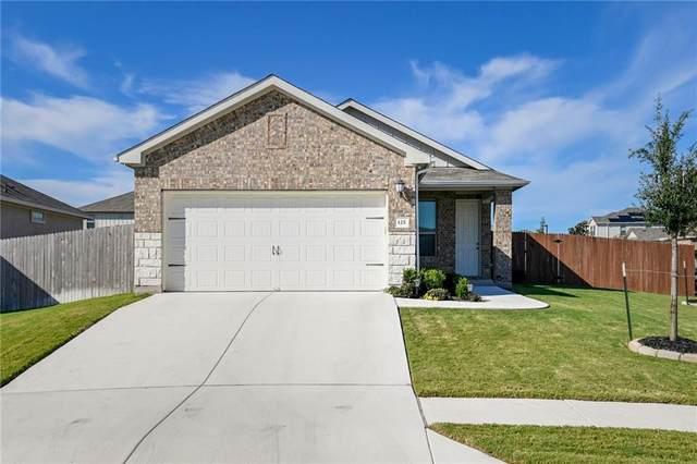 125 Otella St, Georgetown, TX 78628 (#3576544) :: First Texas Brokerage Company
