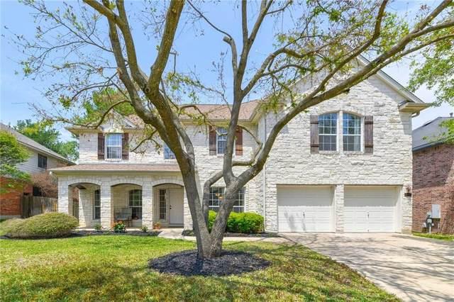 3601 Laurel Bay Loop, Round Rock, TX 78681 (#3584171) :: Ben Kinney Real Estate Team