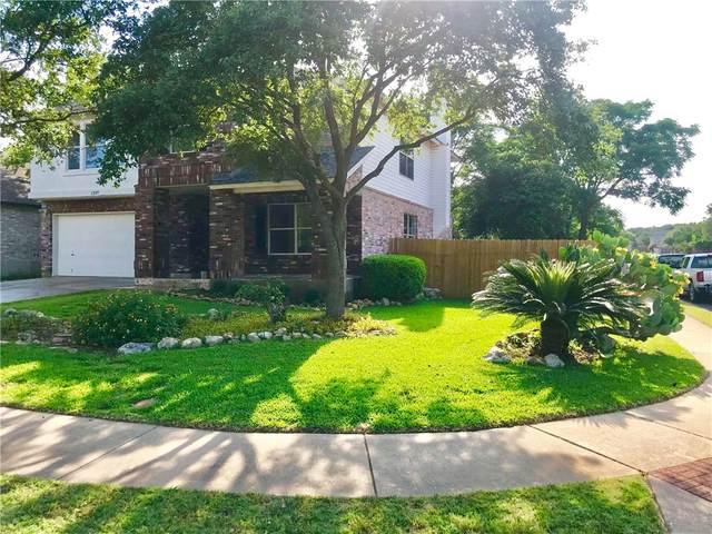 1209 Birdie Cv, Cedar Park, TX 78613 (MLS #3585485) :: Brautigan Realty
