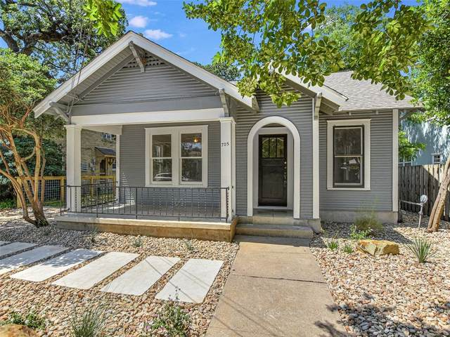 705 W 35th St, Austin, TX 78705 (#3586040) :: The Perry Henderson Group at Berkshire Hathaway Texas Realty