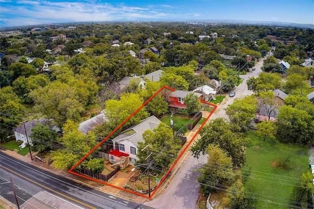 2001 E 12 St, Austin, TX 78702 (#3586344) :: Papasan Real Estate Team @ Keller Williams Realty