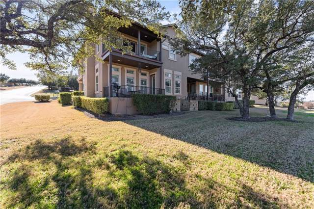345 Lombardia Dr 18A, Lakeway, TX 78734 (#3588606) :: The Summers Group