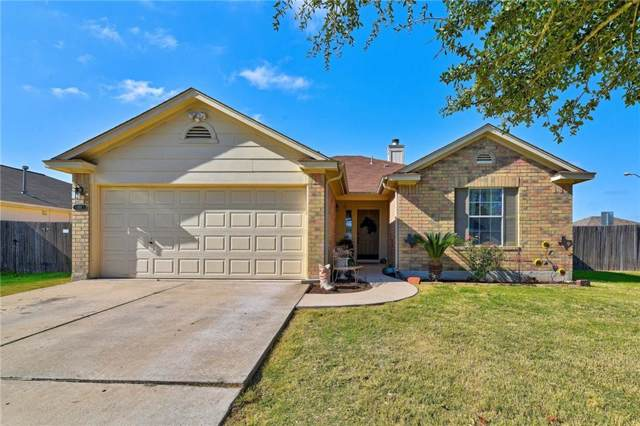 101 Hersee Ct, Hutto, TX 78634 (#3589084) :: The Perry Henderson Group at Berkshire Hathaway Texas Realty