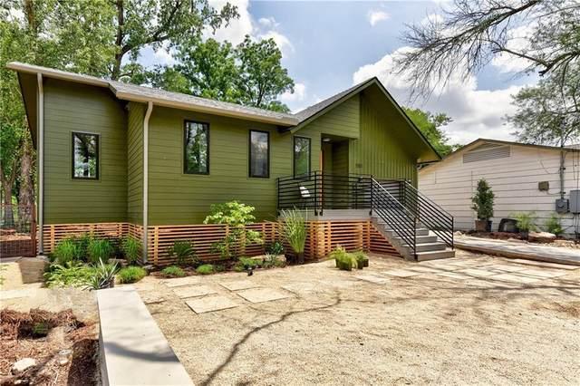1008 Romeria Dr, Austin, TX 78757 (#3589552) :: Papasan Real Estate Team @ Keller Williams Realty