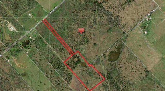 18.69 Acres Callihan Rd, Luling, TX 78648 (#3591136) :: Watters International