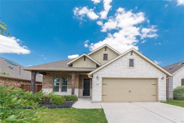 124 Assisi Ln, Liberty Hill, TX 78642 (#3594689) :: Realty Executives - Town & Country