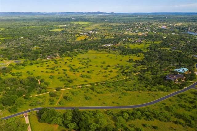 Lot 113 Overlook Pkwy, Horseshoe Bay, TX 78657 (MLS #3596401) :: Vista Real Estate
