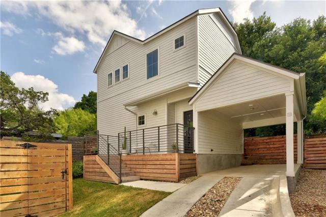 1213 Eleanor St B, Austin, TX 78721 (#3597341) :: Ana Luxury Homes