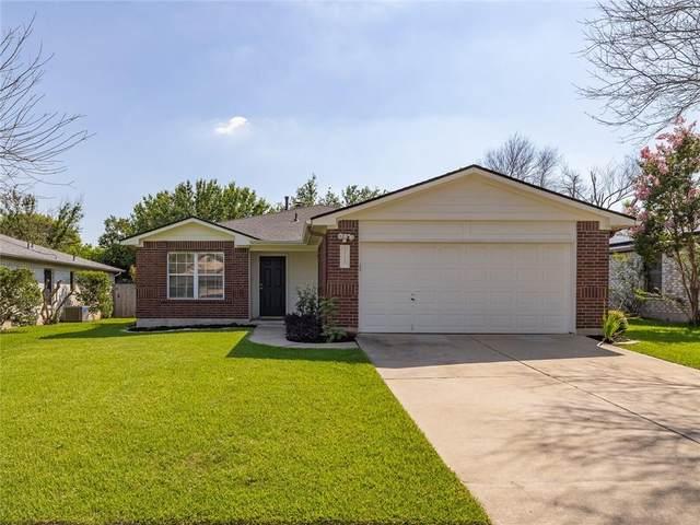 3715 Julianas Way, Round Rock, TX 78665 (#3598284) :: Papasan Real Estate Team @ Keller Williams Realty