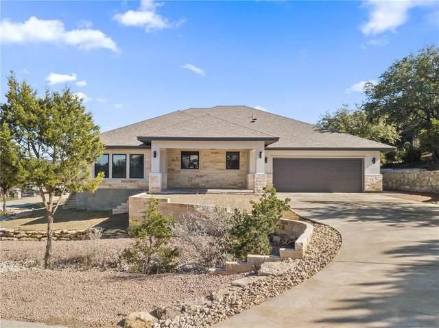 21341 Mount View Dr, Lago Vista, TX 78645 (#3598762) :: All City Real Estate