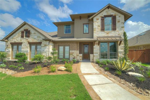 108 Norcia Loop, Liberty Hill, TX 78642 (#3601467) :: Ana Luxury Homes