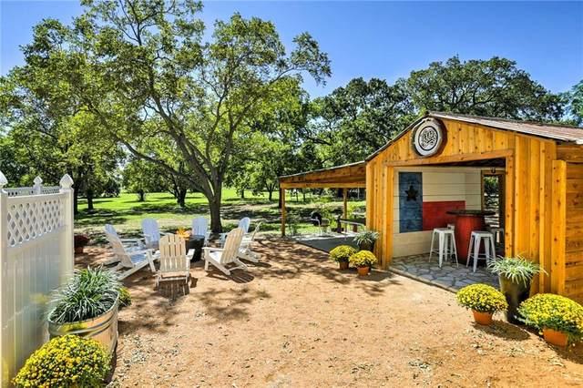 809 E Highway St, Fredericksburg, TX 78624 (#3602009) :: Ben Kinney Real Estate Team