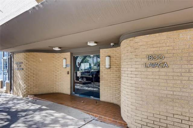 1800 Lavaca St #201, Austin, TX 78701 (#3603817) :: The Perry Henderson Group at Berkshire Hathaway Texas Realty