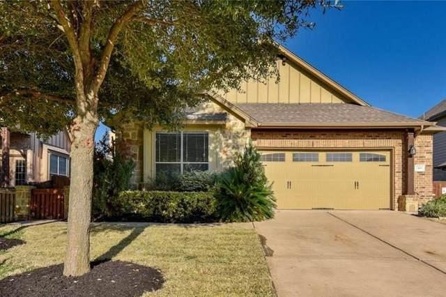 2418 Santa Barbara Loop, Round Rock, TX 78665 (#3604287) :: Front Real Estate Co.