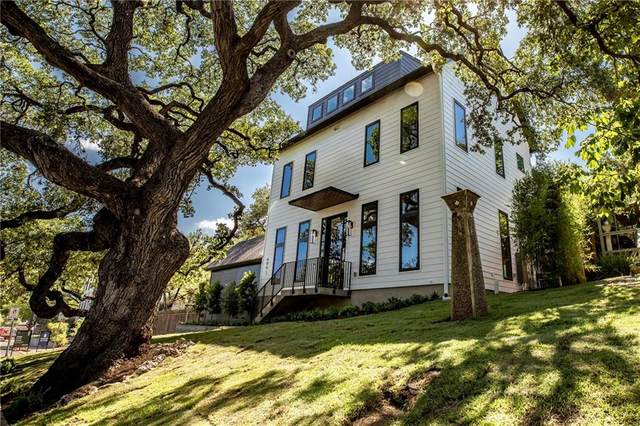 606 Augusta Ave #1, Austin, TX 78703 (#3606849) :: The Summers Group