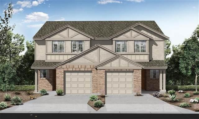 324 Alamar Knot Way #193, Georgetown, TX 78626 (MLS #3606959) :: Vista Real Estate