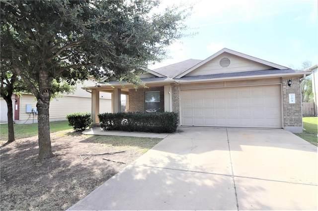 204 Luna Vista Dr, Hutto, TX 78634 (#3607048) :: Papasan Real Estate Team @ Keller Williams Realty