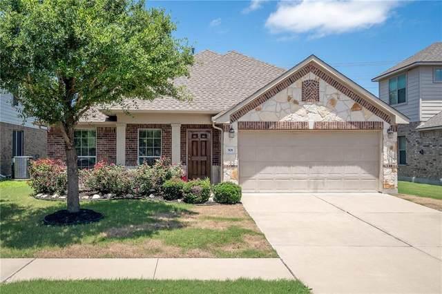 501 Bluehaw Dr, Georgetown, TX 78628 (#3609557) :: Papasan Real Estate Team @ Keller Williams Realty