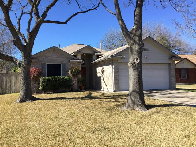 111 Crystal Knoll Blvd, Georgetown, TX 78626 (#3611012) :: The Heyl Group at Keller Williams