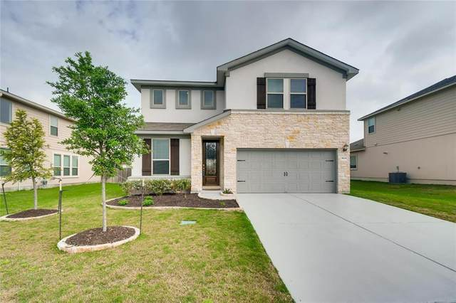 5624 San Michele St, Round Rock, TX 78665 (#3611840) :: Watters International