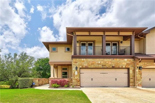 830 San Remo Blvd 31A, Lakeway, TX 78734 (#3612276) :: Watters International