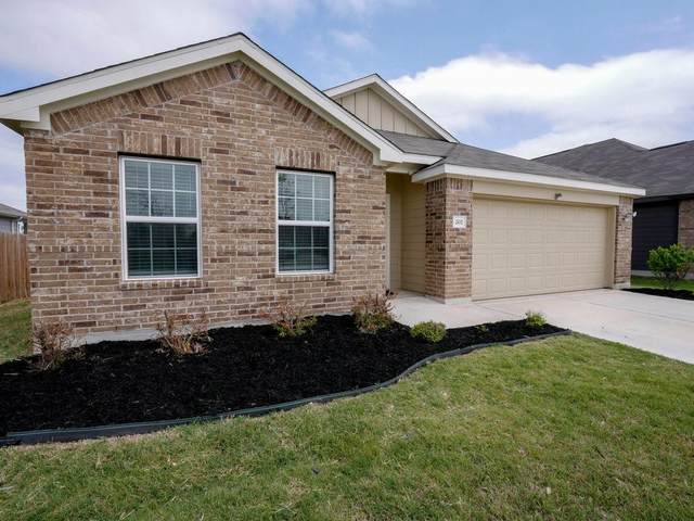 202 Helen Rd, Hutto, TX 78634 (#3612497) :: Papasan Real Estate Team @ Keller Williams Realty