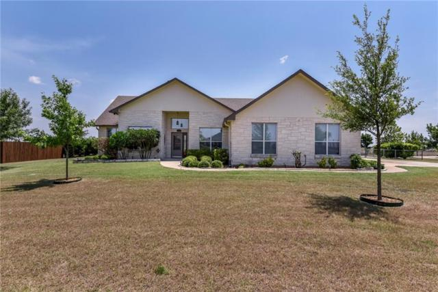 116 Oak Stone Dr, Jarrell, TX 76537 (#3613142) :: RE/MAX Capital City