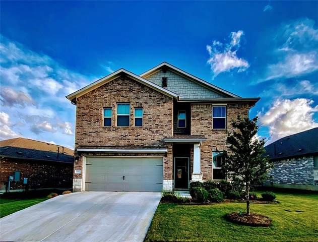 125 Spanish Foal Trl, Georgetown, TX 78626 (#3613536) :: Papasan Real Estate Team @ Keller Williams Realty