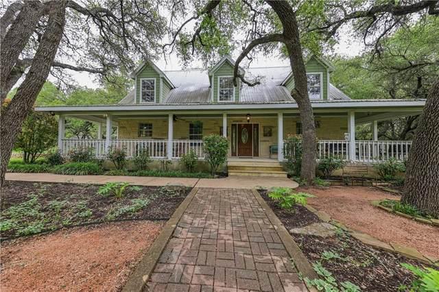 123 Rancho Grande Dr, Wimberley, TX 78676 (#3613597) :: Papasan Real Estate Team @ Keller Williams Realty