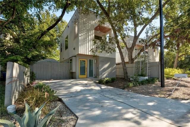 2716 Zaragosa St, Austin, TX 78702 (#3614453) :: Papasan Real Estate Team @ Keller Williams Realty