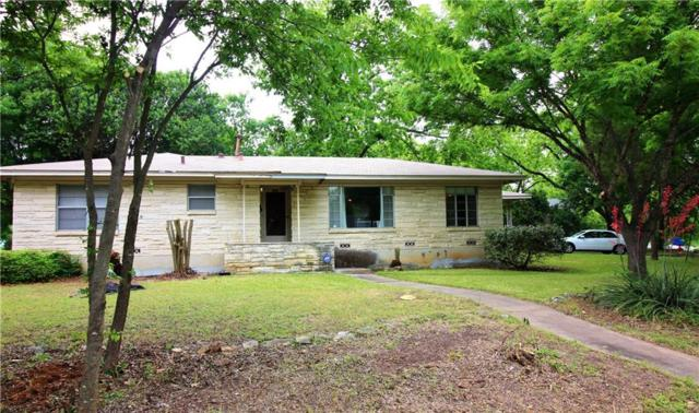 3808 Sycamore Dr, Austin, TX 78722 (#3614713) :: Watters International