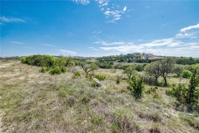 Lot 207 Cedar Mountain Dr, Marble Falls, TX 78654 (#3615420) :: Zina & Co. Real Estate