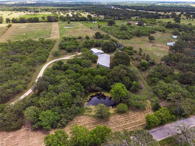 475 Jackson Rd, Kingsbury, TX 78638 (#3615591) :: The Perry Henderson Group at Berkshire Hathaway Texas Realty