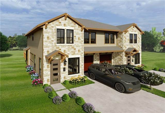 804 A 17th St Lot 7 Unit A, Georgetown, TX 78626 (#3615823) :: The Perry Henderson Group at Berkshire Hathaway Texas Realty
