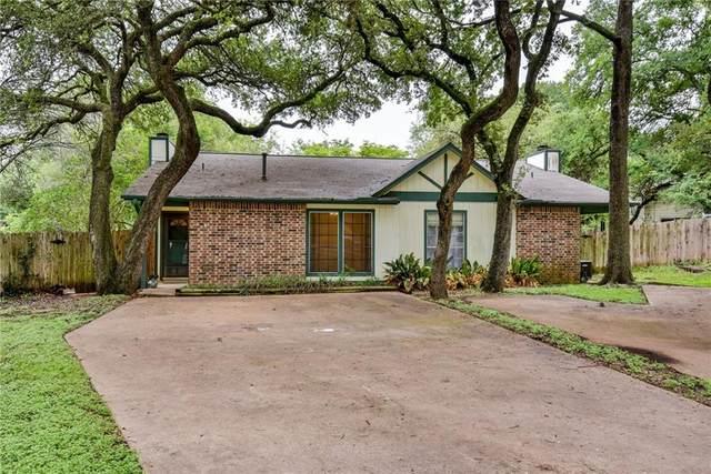 7105 Treasure Cv #13, Austin, TX 78745 (#3617478) :: Papasan Real Estate Team @ Keller Williams Realty