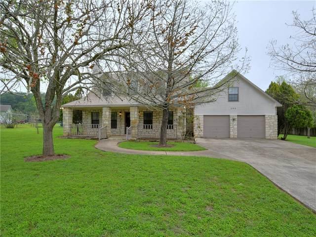 500 Homestead Rd, Kyle, TX 78640 (#3618518) :: RE/MAX Capital City