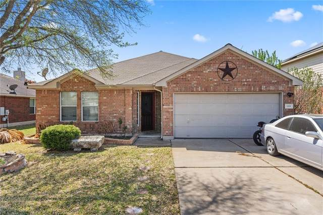119 Aguilar Dr, Hutto, TX 78634 (#3619368) :: The Summers Group