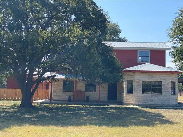 417 County Road 323A, Liberty Hill, TX 78642 (#3619561) :: Watters International