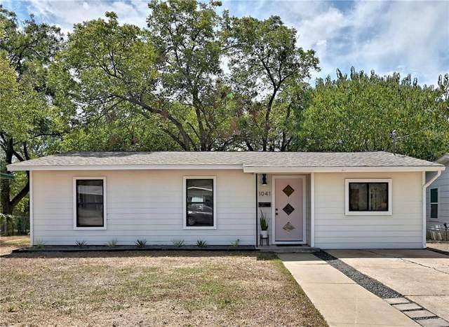 1041 Broadview St, Austin, TX 78723 (#3619726) :: Papasan Real Estate Team @ Keller Williams Realty