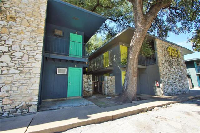 4552 Avenue A #104, Austin, TX 78751 (#3621074) :: The Perry Henderson Group at Berkshire Hathaway Texas Realty
