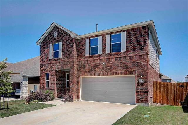 445 Sheepshank Dr, Georgetown, TX 78633 (#3622363) :: The Perry Henderson Group at Berkshire Hathaway Texas Realty
