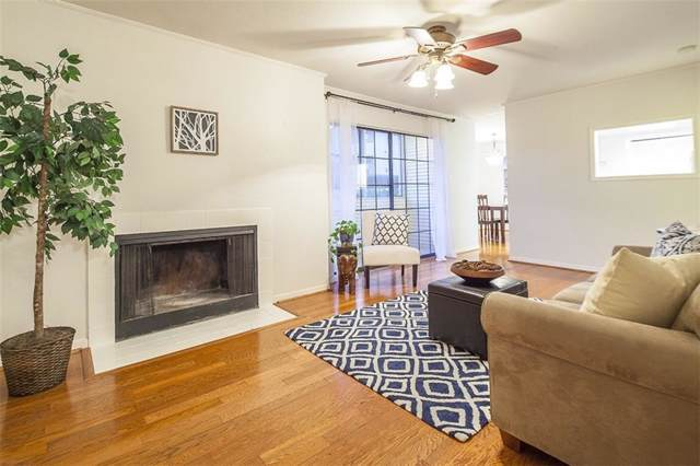 1510 W North Loop Blvd #413, Austin, TX 78756 (#3622664) :: Kourtnie Bertram | RE/MAX River Cities