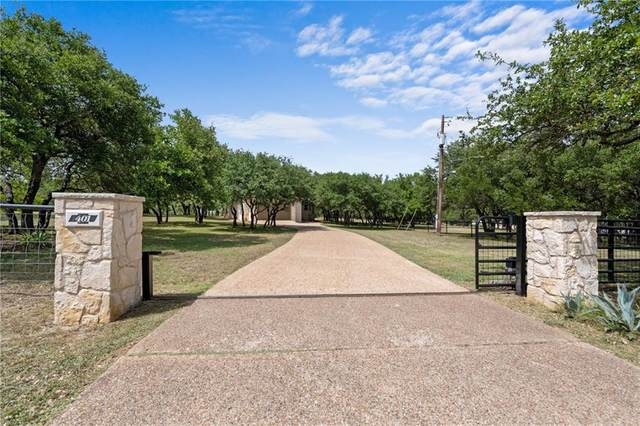 401 Palomino Pl, Liberty Hill, TX 78642 (#3623192) :: 10X Agent Real Estate Team